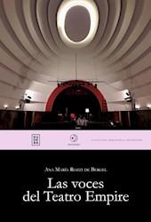 Libro Las Voces Del Teatro Empire