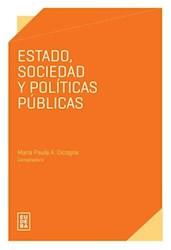 Papel Estado, sociedad y políticas públicas