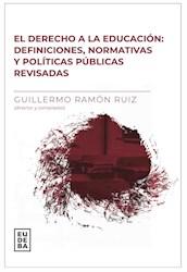 E-book El derecho a la educación