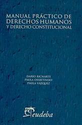 E-book Manual práctico de derechos humanos y derecho constitucional