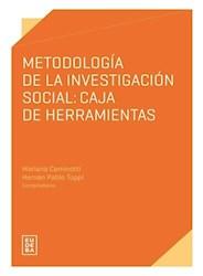 Papel Metodología de la investigación social: caja de herramientas