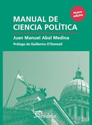 E-book Manual de ciencia política