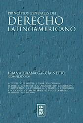E-book Principios generales de derecho latinoamericano