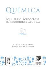 E-book Equilibrio ácido/base en soluciones acuosas