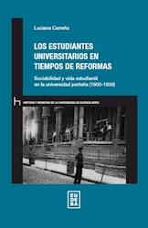 E-book Los estudiantes universitarios en tiempos de reformas