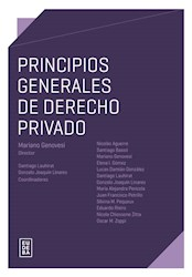 Papel Principios generales de derecho privado