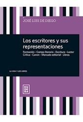 E-book Los escritores y sus representaciones