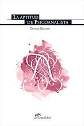 E-book La aptitud de psicoanalista