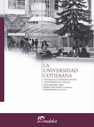E-book La Universidad cotidiana