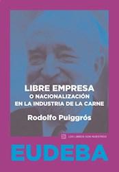 E-book Libre empresa o nacionalización en la industria de la carne