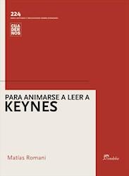 E-book Para animarse a leer a Keynes