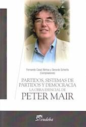 E-book Partidos, sistemas de partidos y democracia