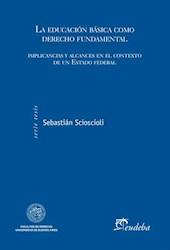E-book La educación básica como derecho fundamental