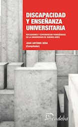 E-book Discapacidad y enseñanza universitaria