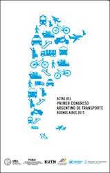 E-book Actas del Primer Congreso Argentino de Transporte Buenos Aires 2015