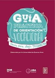 Libro Guia Practica De Orientacion Vocacional