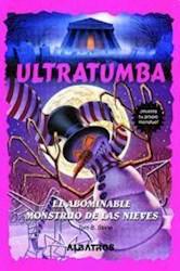 Papel Abominable Monstruo De Las Nieves Ultratumba