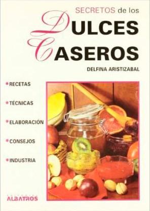 Papel Secretos De Los Dulces Caseros