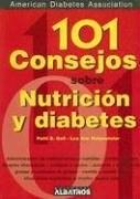 Libro 101 Consejos Sobre Nutricion Y Diabetes