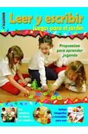 Papel LEER Y ESCRIBIR JUEGOS PARA EL JARDIN PROPUESTAS PARA A