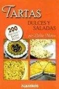 Libro Tartas Dulces Y Saladas