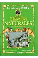 Papel UNA VISITA POR EL MUSEO ARGENTINO DE CIENCIAS NATURALES  (CARTONE)
