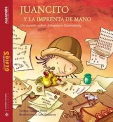 Papel Juancito Y La Imprenta De Mano