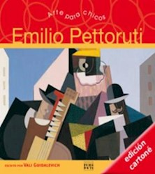 Libro Emilio Pettoruti