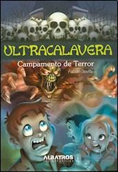 Papel Ultracalavera - Campamento De Terror