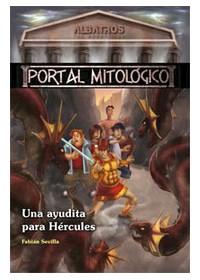 Papel Portal Mitologico: Una Ayudita Para Hércules