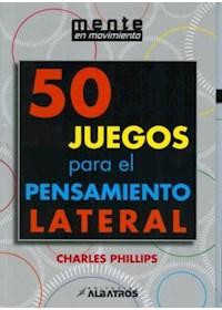 Papel 50 Juegos Para El Pensamiento Lateral