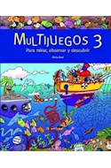 Papel MULTIJUEGOS 3 PARA MIRAR OBSERVAR Y DESCUBRIR