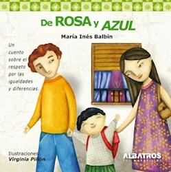 Libro De Rosa Y Azul
