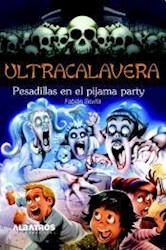 Libro Pesadillas En El Piyama Party