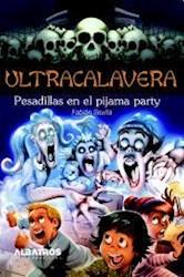 Libro Pesadillas En El Piyama Party