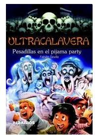 Papel Pesadillas En El Pijama Party