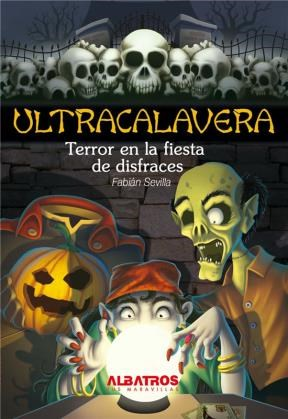 E-book Terror En La Fiesta De Disfraces Ebook