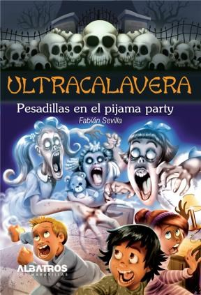 E-book Pesadillas En El Pijama Party Ebook