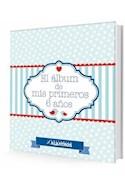 Papel ALBUM DE MIS PRIMEROS 6 AÑOS (CARTONE)