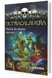Libro Horror En Escena