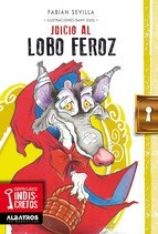 Libro Juicio Al Lobo Feroz