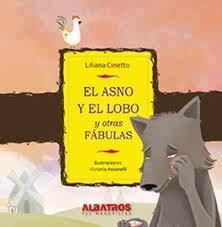 Papel Asno Y El Lobo, El