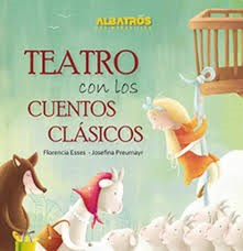 Libro Teatro Con Los Cuentos Clasicos