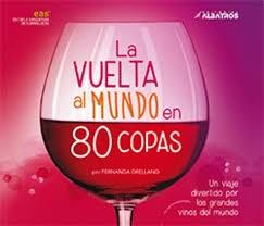 Papel La Vuelta Al Mundo En 80 Copas
