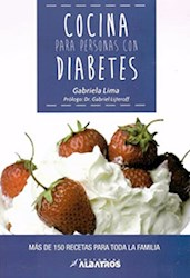 Libro Cocina Para Personas Con Diabetes