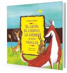 Papel Leon, Elciervo La Liebre Y Otras Fabulas