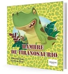 Libro Hambre De Tiranosaurio