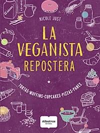 Libro La Veganista Repostera