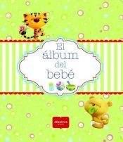 Libro Album Del Bebe
