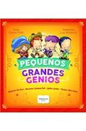 Papel PEQUEÑOS GRANDES GENIOS (DA VINCI / GRAHAM BELL / GALILEO GALILEI / THOMAS ALBA EDISON)